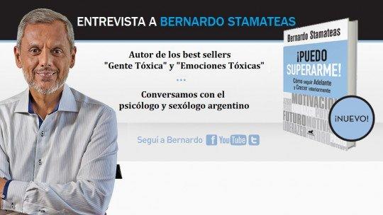 Interview with Bernardo Stamateas