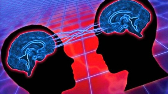 Is long-distance intercerebral communication possible?