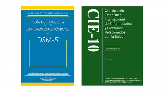 Differences between DSM-5 and ICD-10