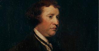 Edmund Burke's philosophical theory