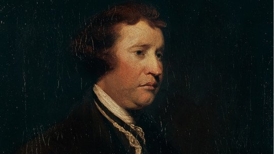 Edmund Burke's philosophical theory