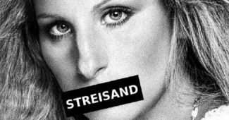 The Streisand effect: trying to hide something creates the opposite effect