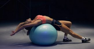 4 easy to do tummy tossing exercises