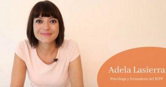 Interview with Adela Lasierra (IEPP): self-esteem to overcome adversities