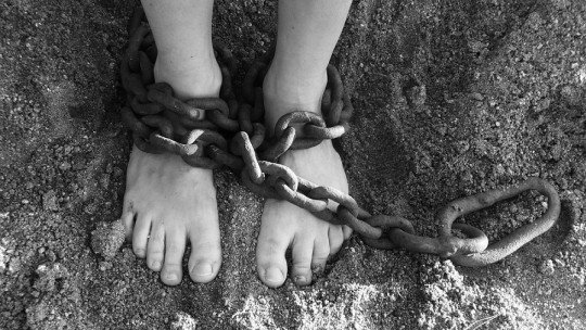 Satisfied Slave Syndrome: when we are grateful for the lash