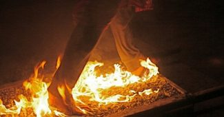 Firewalking: psychological benefits of walking on coals (the new trend in coaching)