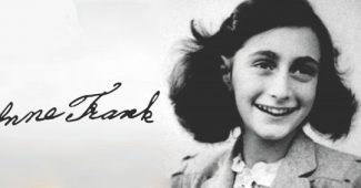 85 great famous phrases by Anne Frank
