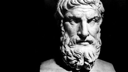 The 40 best famous phrases of Epicurus