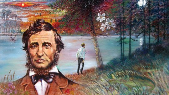 Henry David Thoreau's Top 20 Quotes