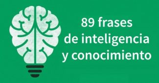 89 sentences on intelligence and knowledge