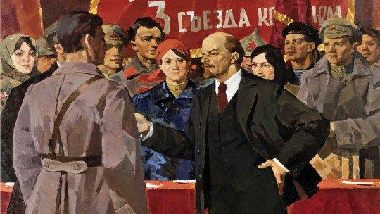 Lenin's 24 Best Famous Quotes