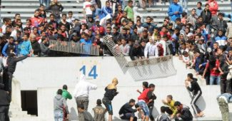 Football and confrontation: social psychopathy