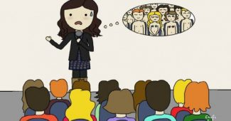 Public speaking and overcoming stage fright, in 8 steps