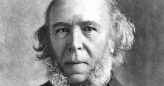 Herbert Spencer: biography of this English sociologist