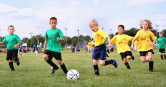 My child is a sportsman: what can I do to help him?