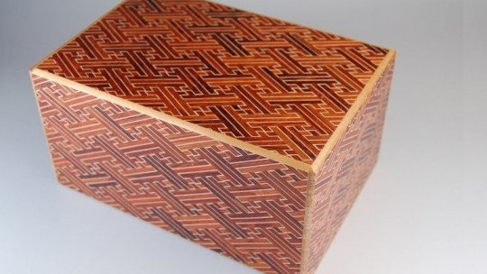 "The metaphor of the Japanese boxes ""Himitsu-bako"""