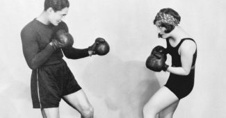 Are men more aggressive than women?