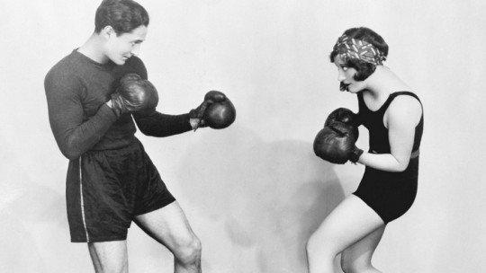 Are men more aggressive than women?