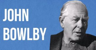 John Bowlby: biography (and the basis of his Attachment Theory)
