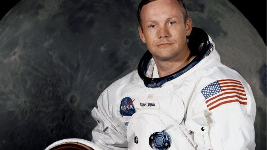 Neil Armstrong's 45 Best Quotes