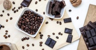 What happens in your brain when you eat chocolate or cocoa?