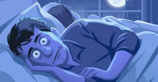 Why I have trouble sleeping at night: causes and solutions
