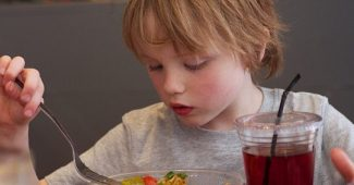 Why shouldn't we reward or punish our children with food?