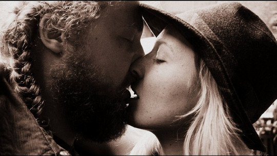What are kisses for? Why do we like them so much?