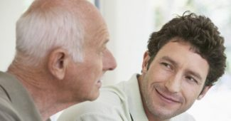 Why are parents talked about during psychotherapy?