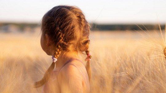 Can children hear voices through hallucination?