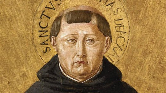 Saint Thomas Aquinas: biography of this philosopher and theologian