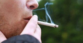 Is it normal to feel dizzy when smoking?