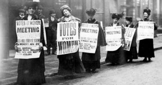 Suffragettes: the feminist heroines of the first democracies
