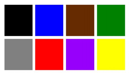 The Lüscher Test: what it is and how it uses colours