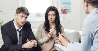 The 5 types of couples therapy