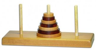 Tower of Hanoi test: what is it and what does it measure?