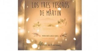 Martin's Three Treasures: a story to work on emotions