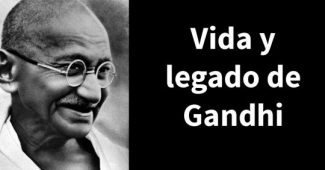 Mahatma Gandhi: biography of the Hindu peace leader