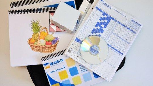 WAIS-IV intelligence test (Wechsler Adult Scale)