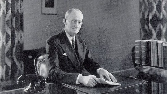 Walter Dill Scott: biography of this psychologist from the world of business